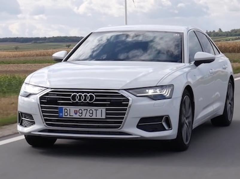 Video test Audi A6 3.0 V6 TDI
