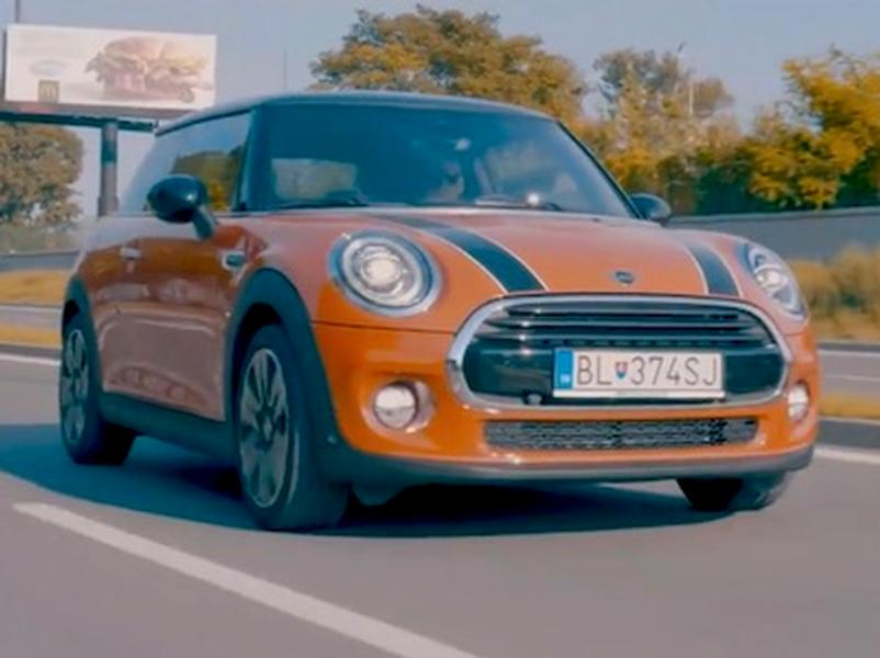 Video test Mini Cooper D