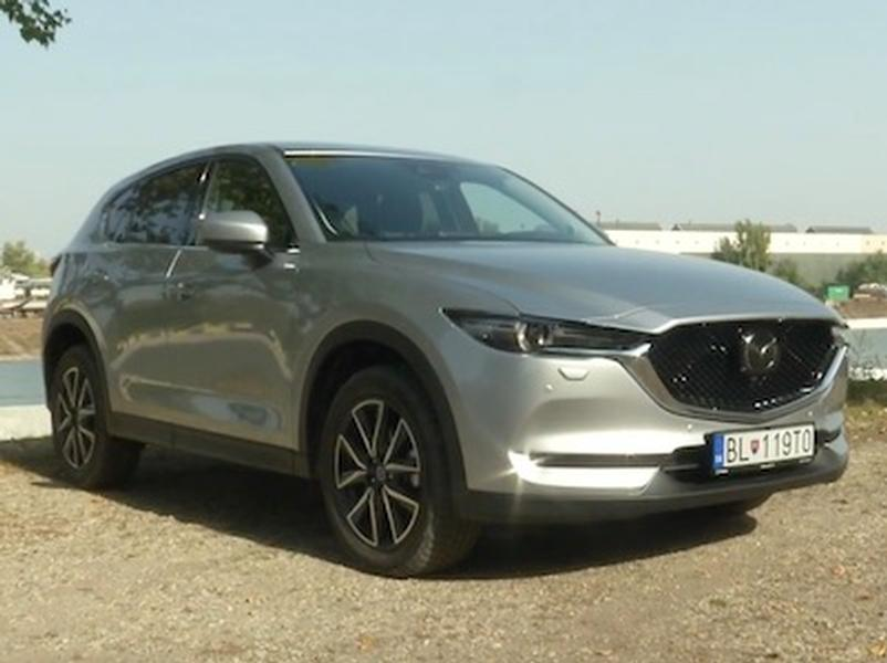 Video test Mazda CX-5 2.5 SkyActiv-G