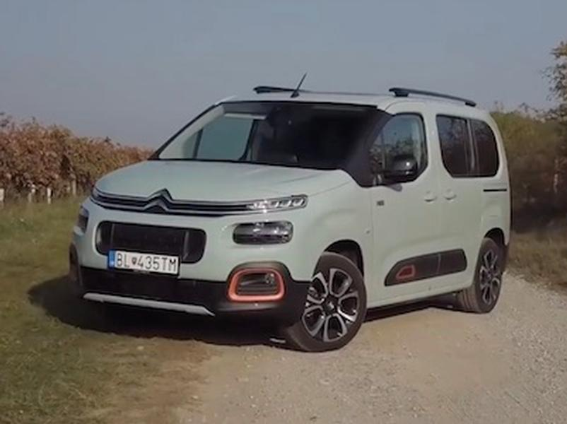 Test Citroen Berlingo XTR 1.5 BlueHdi