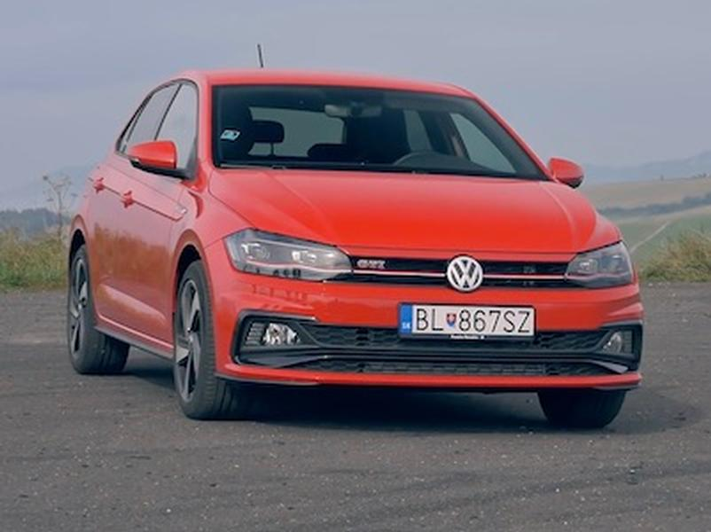 Video test Volkswagen Polo GTI 2,0 TSI