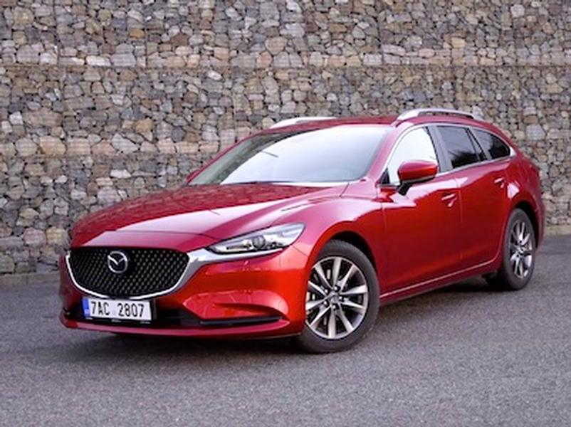 Video test Mazda 6 2.2 Skyactiv-D