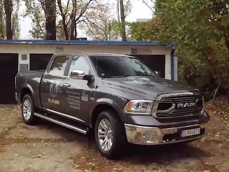 Video test Dodge RAM 1500