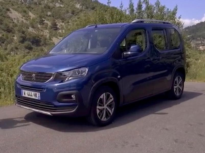 Video test Peugeot Rifter 1.2 PureTech