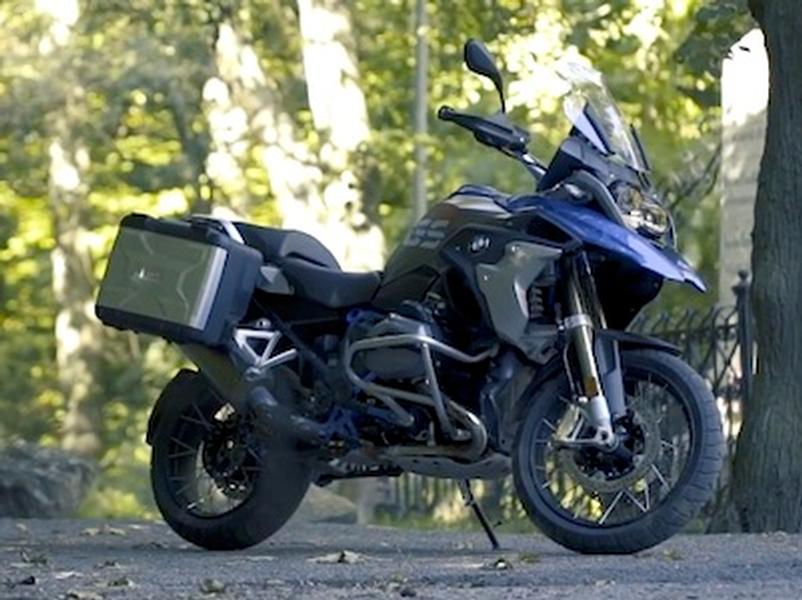 Video test BMW R1200 GS