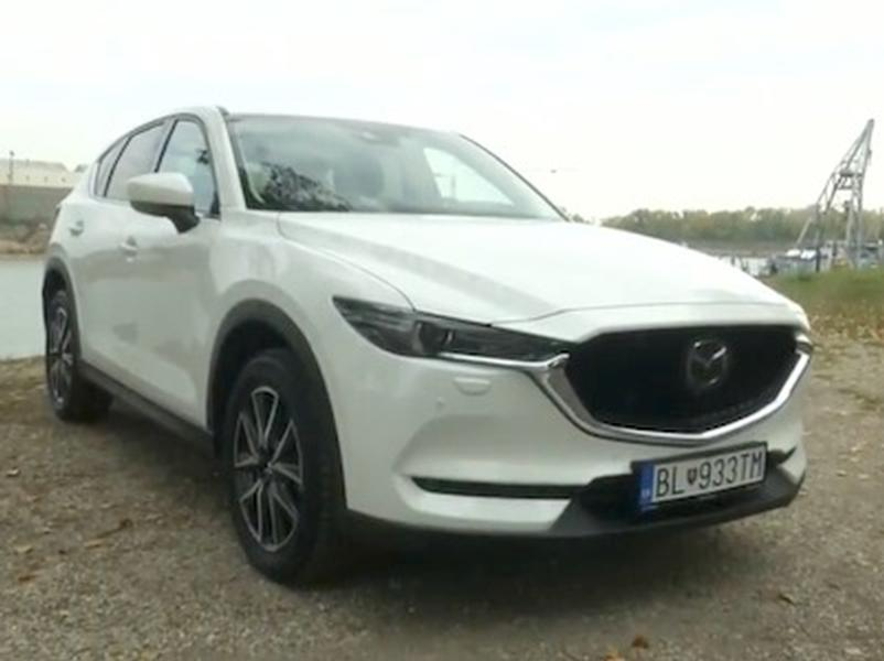 Video test Mazda CX-5 2.2 Skyactiv-D