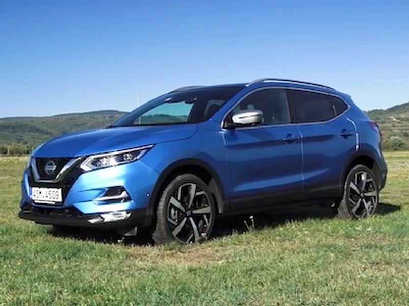 Video test Nissan Qashqai 1,6 dCi