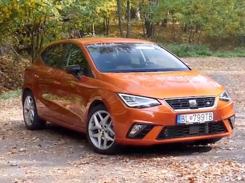 Video test Seat Ibiza FR 1.5 TSI