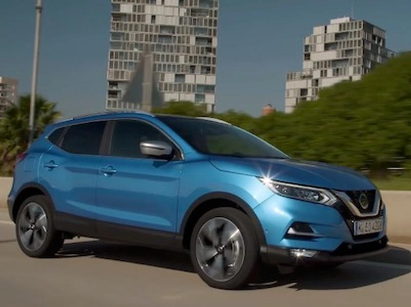 Video test Nissan Qashqai 1.3 TCe
