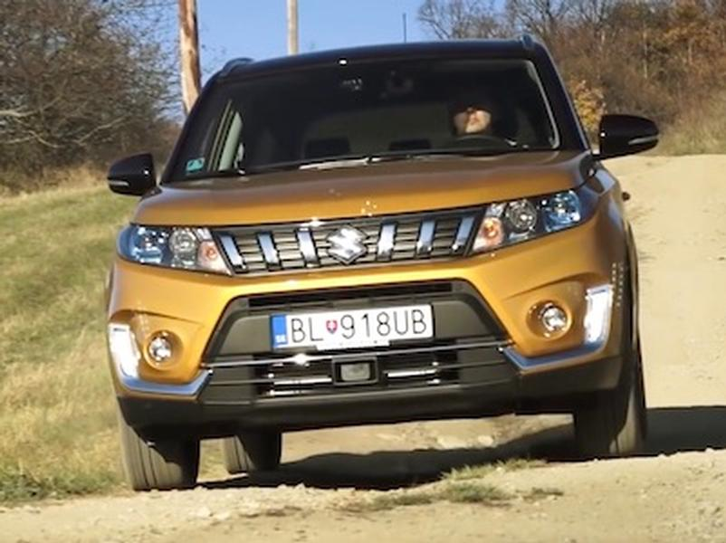 Video test Suzuki Vitara 1.0 vs 1.4 Boosterjet