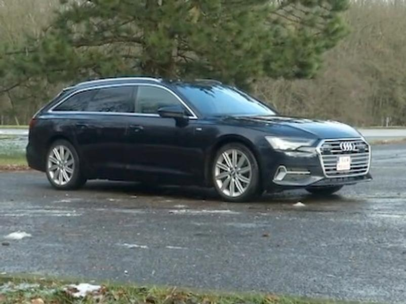Video test Audi A6 Avant 50 TDI