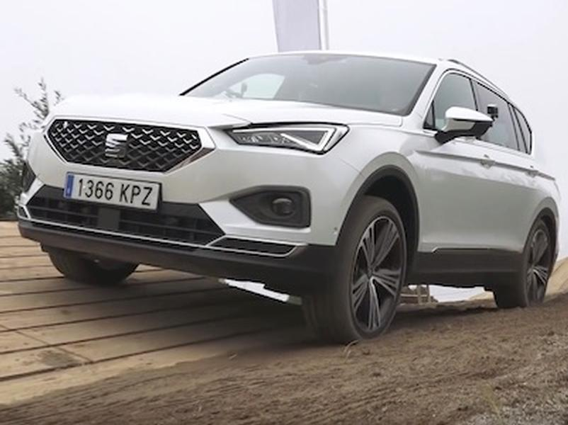 Test Seat Tarraco 1.5 TSI