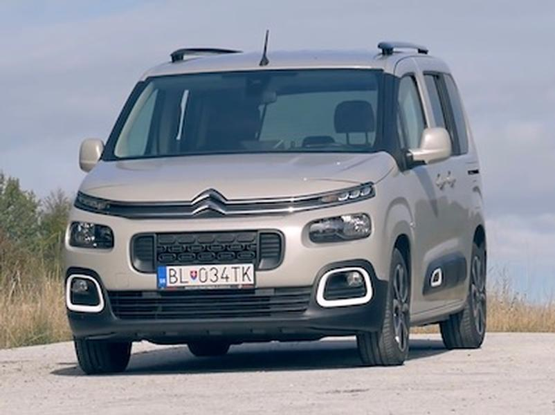 Video test Citroën Berlingo BlueHDi 130