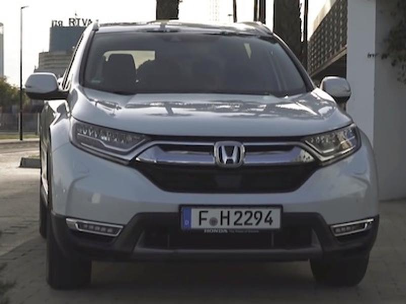 Test Honda CR-V Hybrid AWD