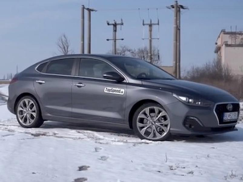 Video test Hyundai i30 Fastback