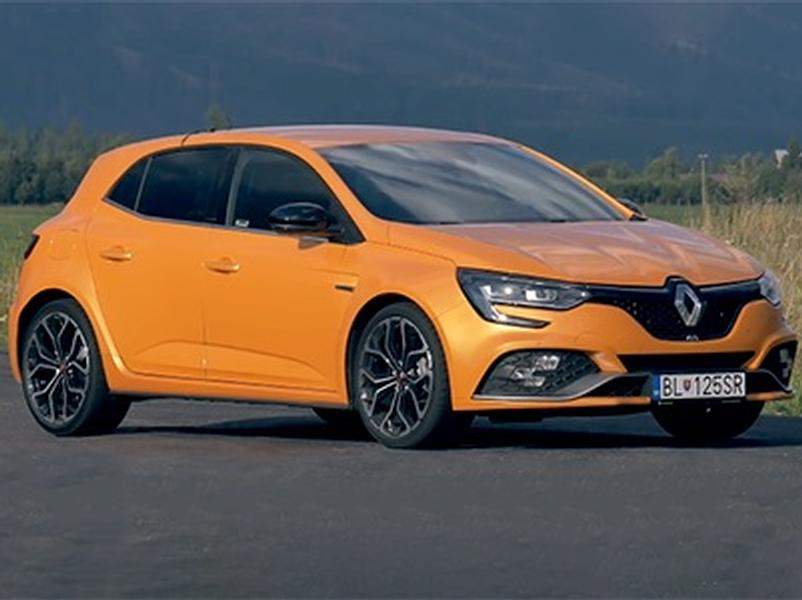 Video test Renault Megane R.S. 280 TCe