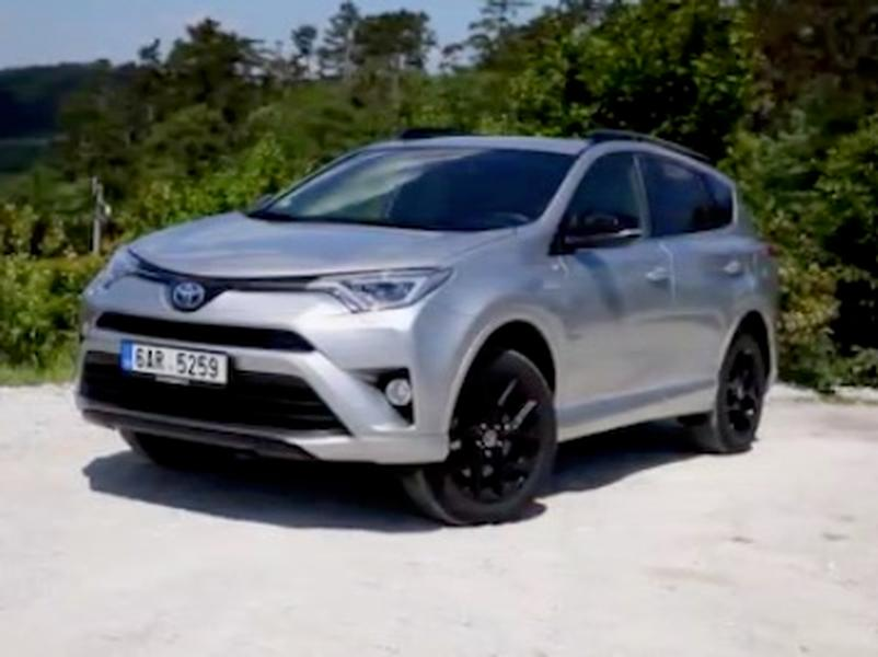 Video test Toyota RAV4