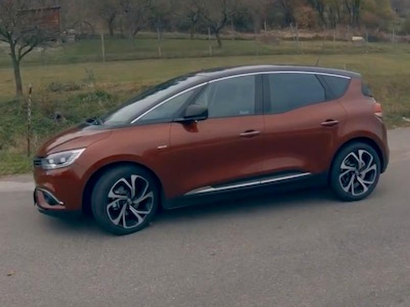 Video test Renault Scenic TCe 160