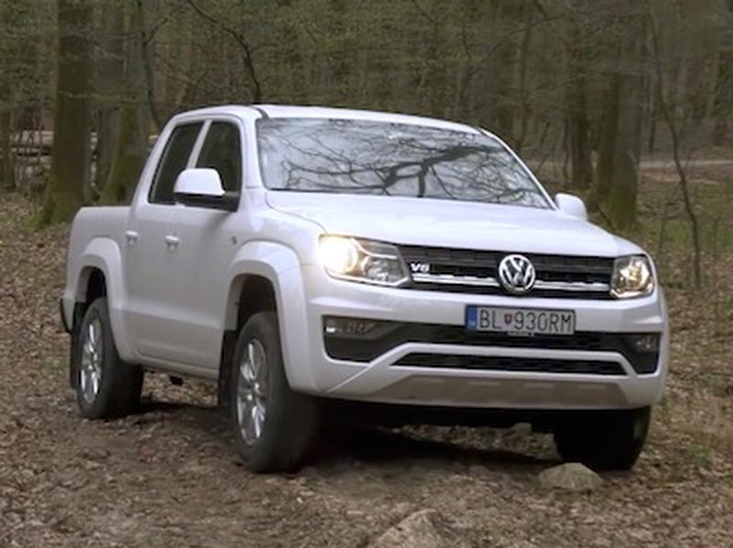 Video test Volkswagen Amarok TDI V6