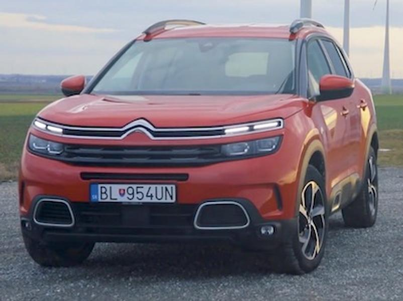 Video test Citroën C5 Aircross BlueHDi