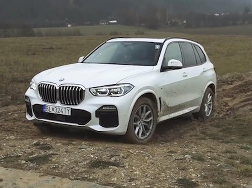 Video test BMW X5 xDrive 30d
