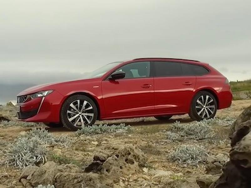 Video test Peugeot 508 SW 1.6 PureTech