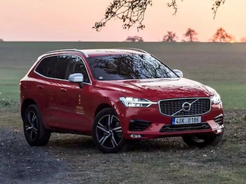 Video test Volvo XC60 T5 AWD