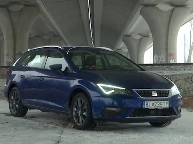 Video test Seat Leon ST 1.5 TSI