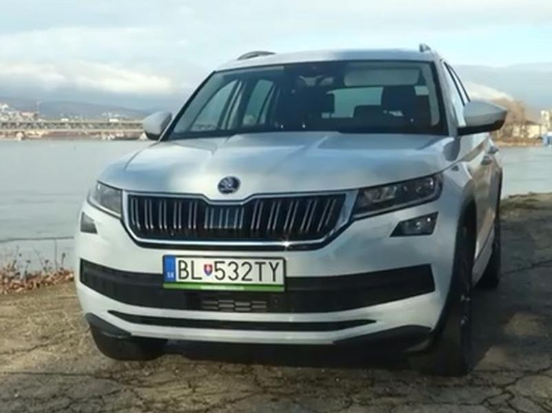 Video test Škoda Kodiaq LK