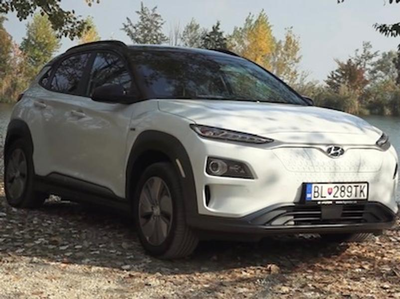 Video test Hyundai Kona Electric