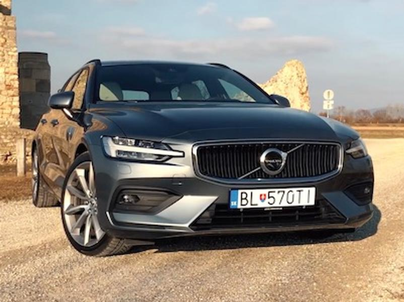 Video test Volvo V60 T6