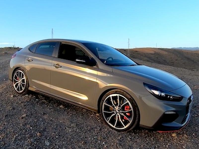 Video test Hyundai i30N Fastback