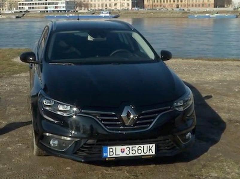 Video test Renault Megane Grandtour TCe 140