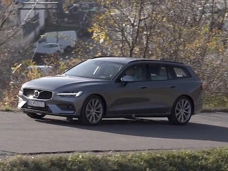 Video test Volvo V60 T6 AWD vs. V60 D4