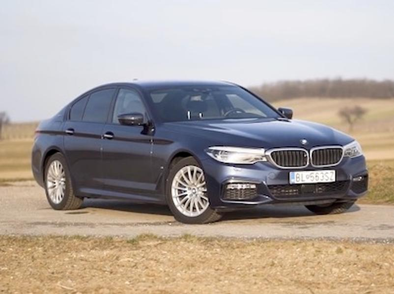 Test BMW 530e iPerformance