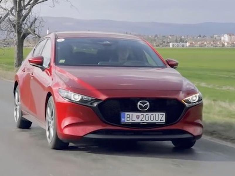 Video test Mazda 3 Skyactiv