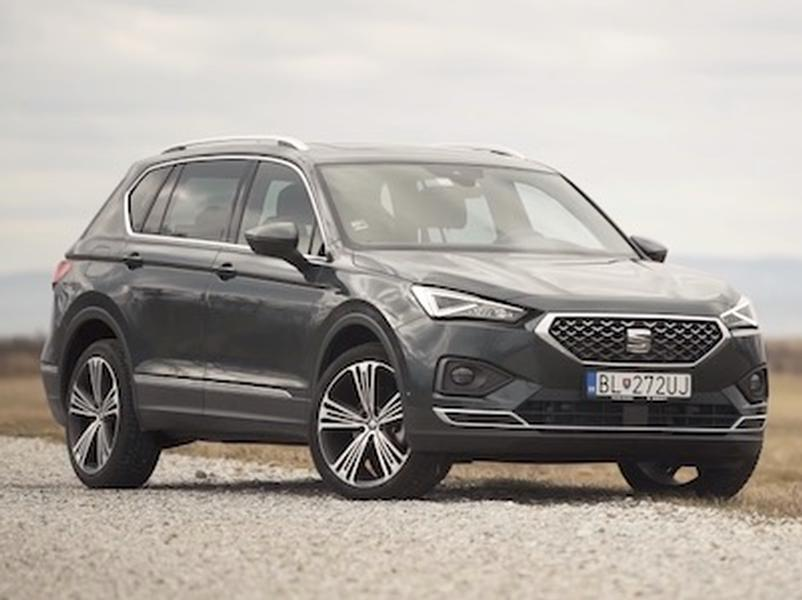 Video test Seat Tarraco 1.5 TSI