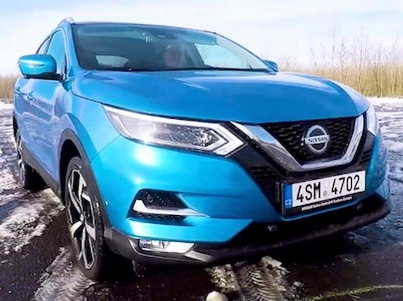 Video test Nissan Qashqai DIG-T 160
