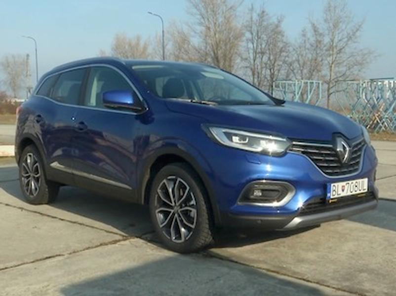 Video test Renault Kadjar