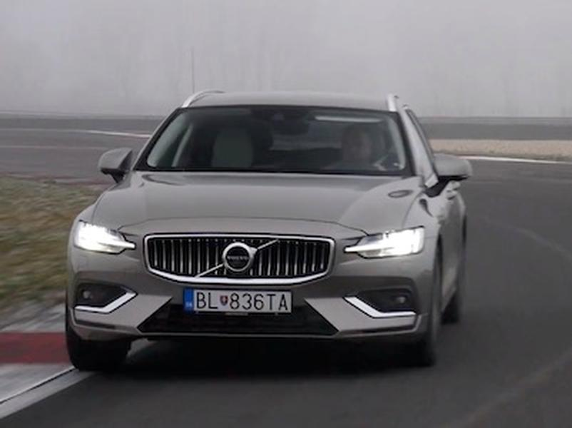 Video test Volvo V60 D4