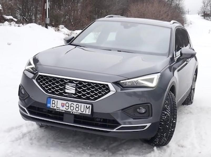 Video test Seat Tarraco 2.0 TDI 4drive vs 1.5 TSI