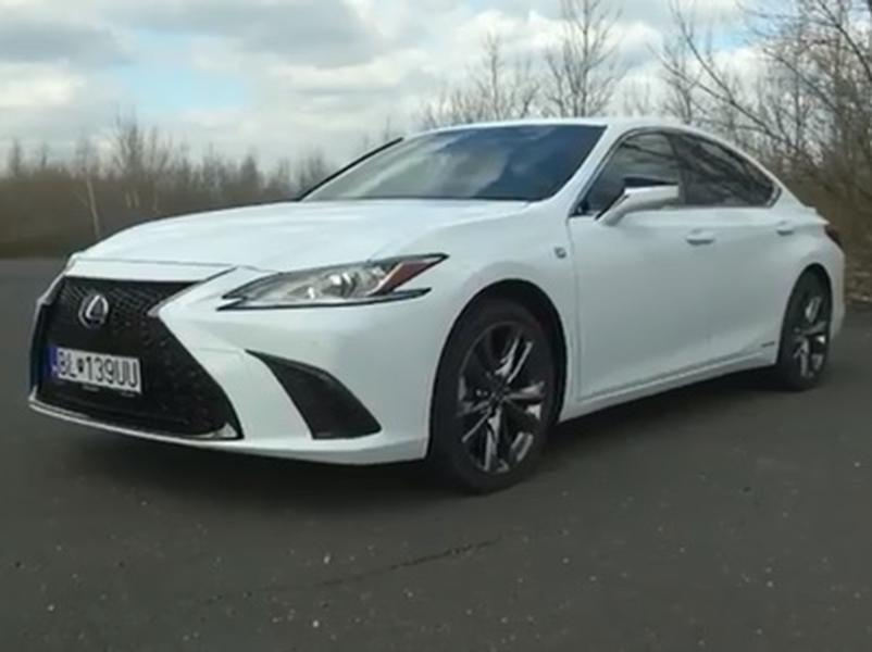 Video test Lexus ES300h