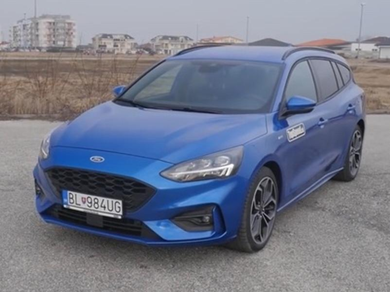 Video test Ford Focus 1.5 EB 150 ST line