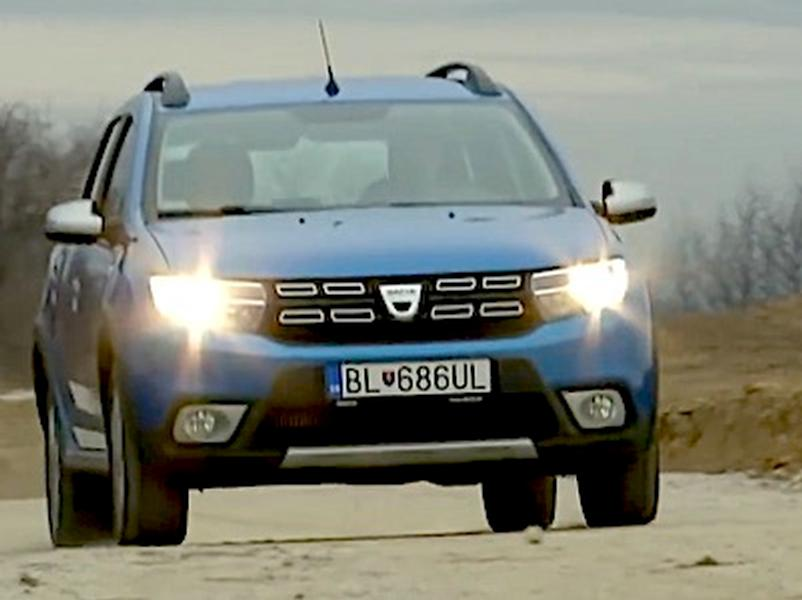 Test Dacia Logan MCV Stepway TCe 90