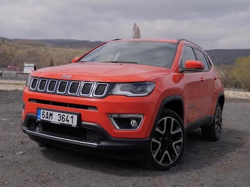 Test Jeep Compass 2.0 MultiJet