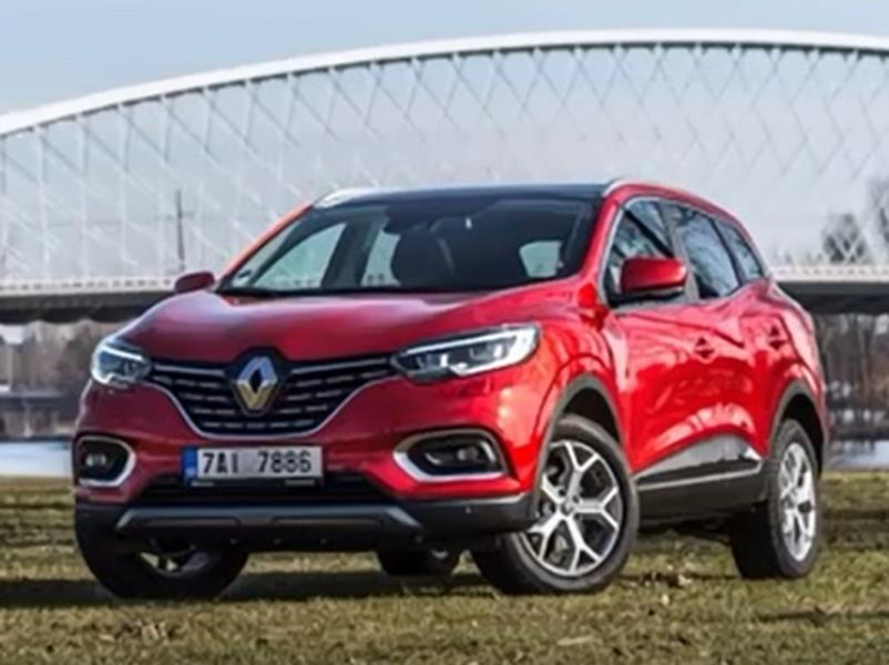 Video test Renault Kadjar Blue dCi