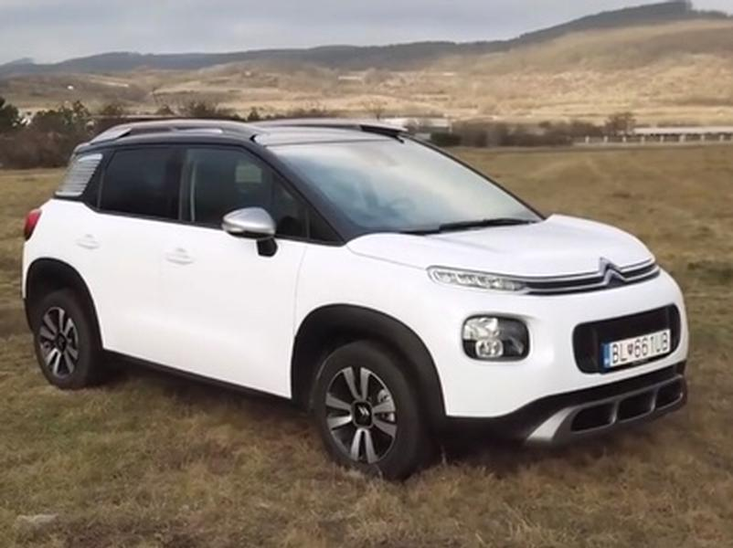 Video test Citroen C3 Aircross