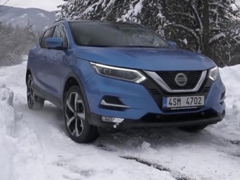 Video test Nissan Qashqai 1.3 DIG-T