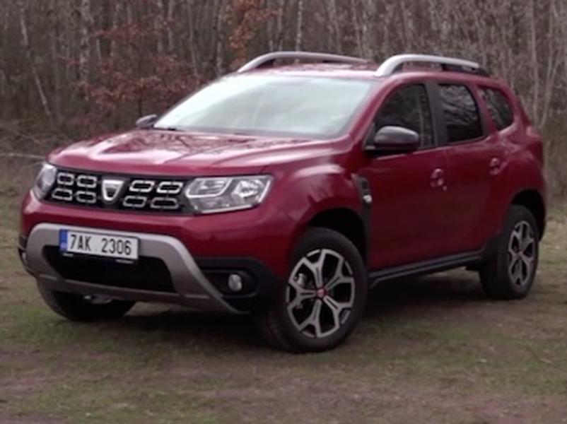 Test Dacia Duster