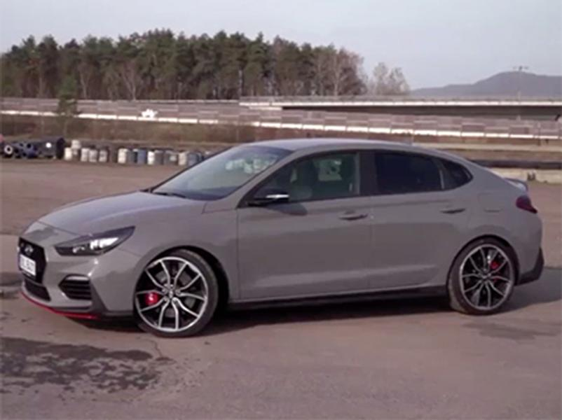 Video test Hyundai i30 Fastback N